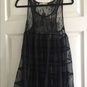 Molly Green boho dress.  Never been worn